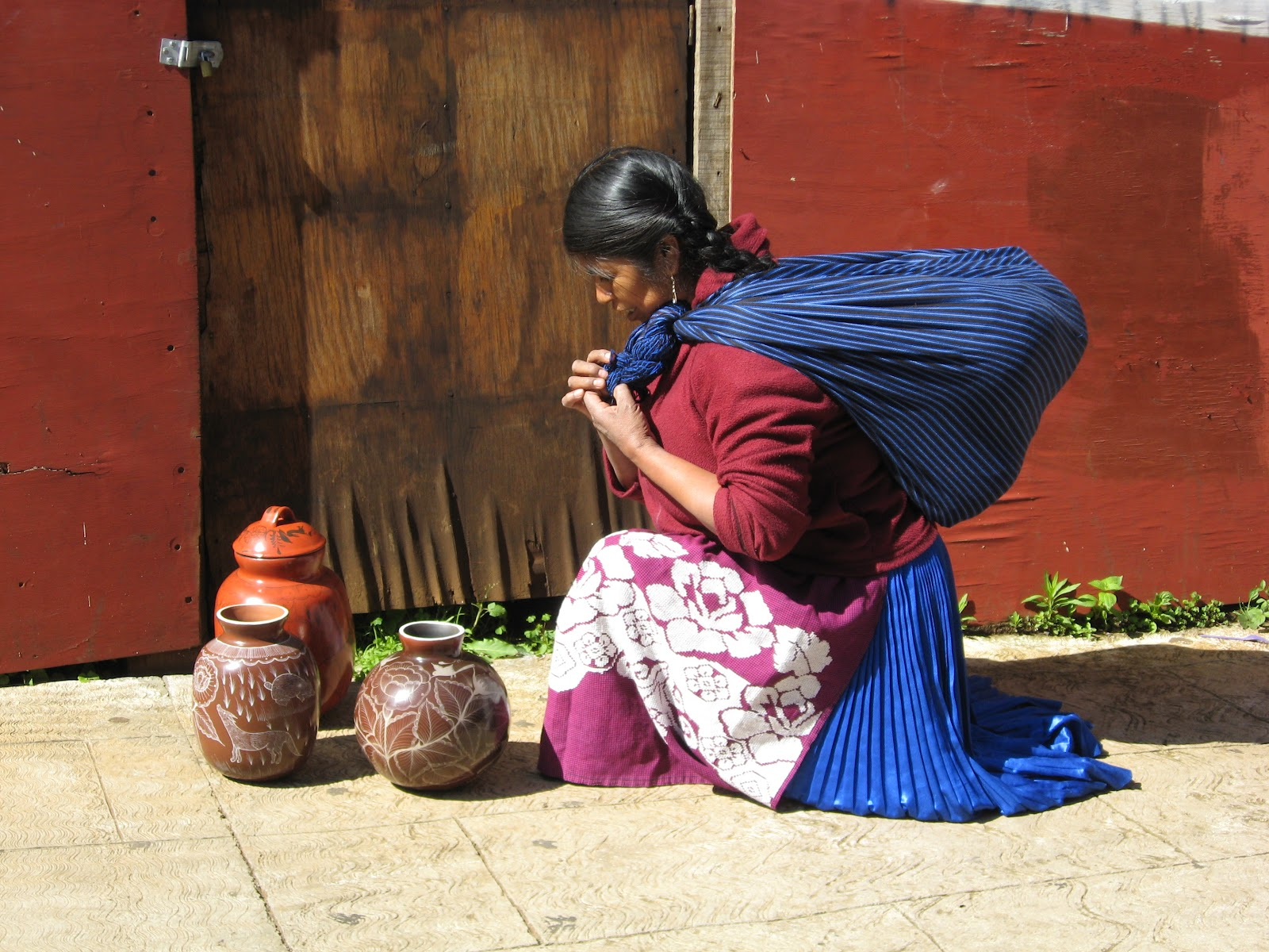 Mexico By Heart: Purepecha Indian Crafts-- A Mexican Treasure