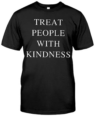 TREAT PEOPLE WITH KINDNESS YELLOW T SHIRT HOODIE TANK TOPS... GET IT HERE
