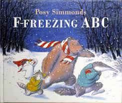 F-Freezing ABC de Posy Simmonds, edita en inglés Red Fox