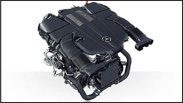 Động cơ Mercedes S450 L Star 2018 vận hành mạnh mẽ và vượt trội