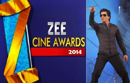 Poster Of Hindi Award Show 14th Zee Cine Awards (2014) Free Download Full New Hindi Award Show Watch Online At worldfree4u.com