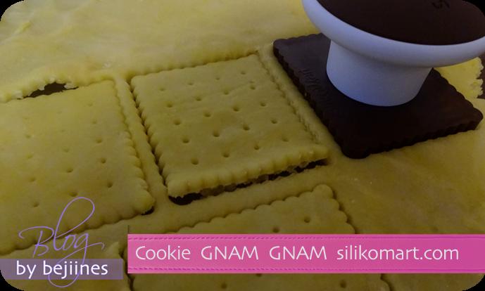 Moules en silicone Gnam Gnam de Silikomart