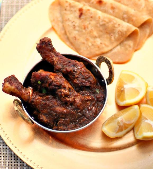 Karahi Chicken Drumsticks