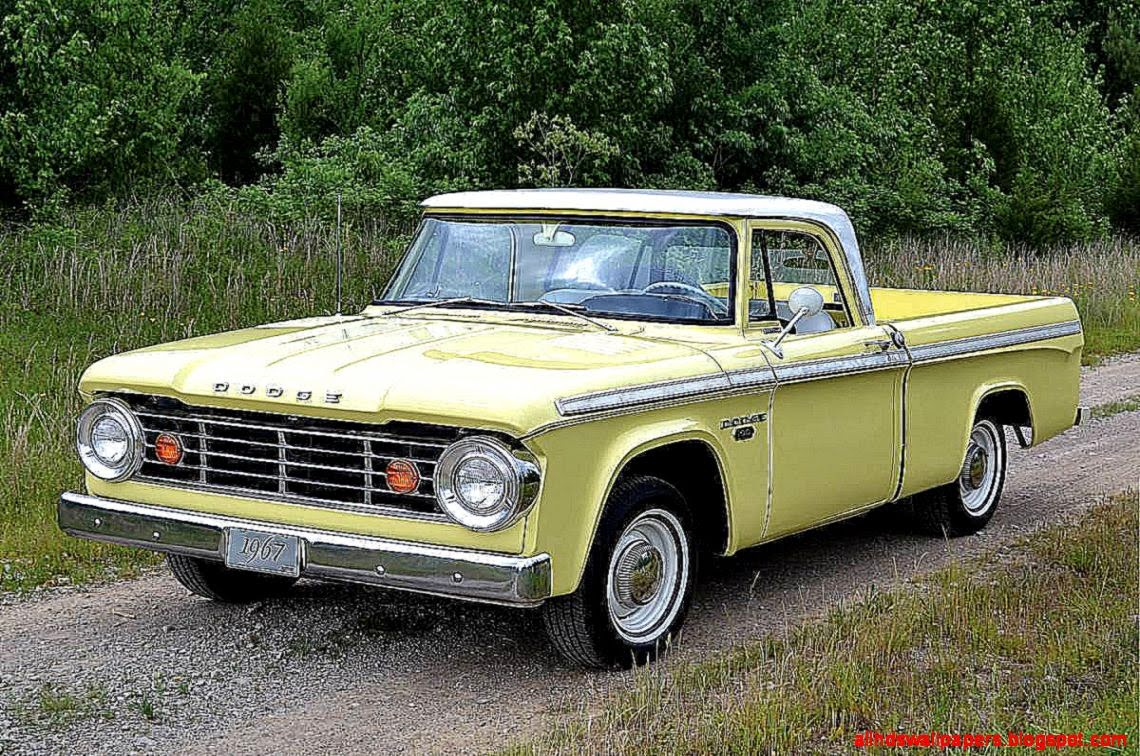 Vintage Dodge Pickup Trucks | All HD Wallpapers
