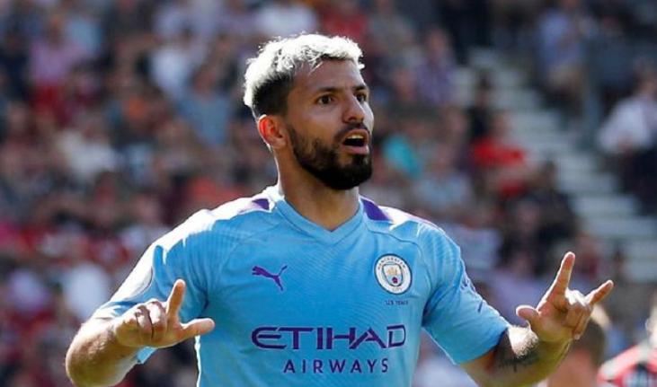 City Dipastikan Tanpa Aguero dan Stones Saat Hadapi Arsenal