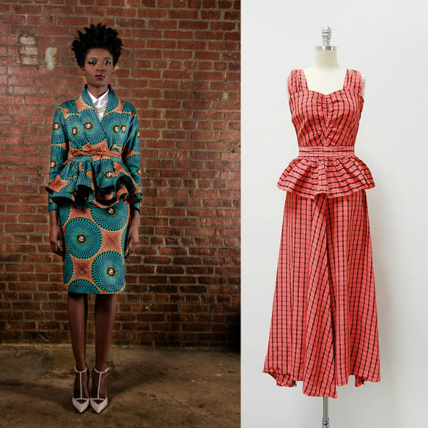 African And 1930s Trends