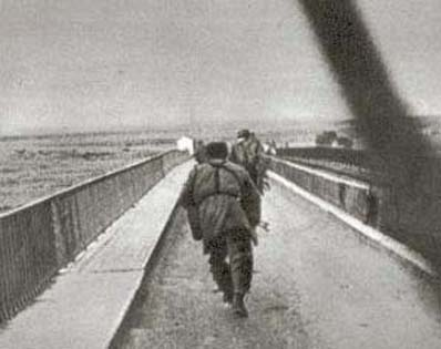 26 April 1941 worldwartwo.filminspector.com Corinth Canal