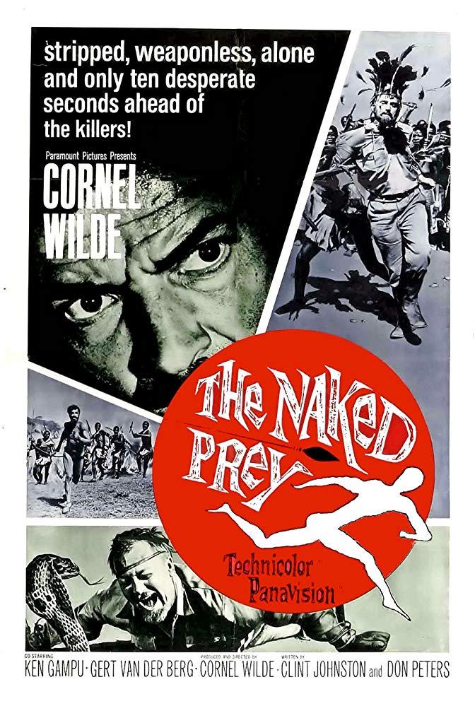 The Naked Prey (1965) คนป่า