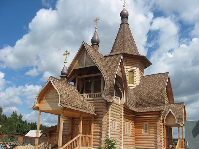 церковь царственных страстотерпцев в аляухово