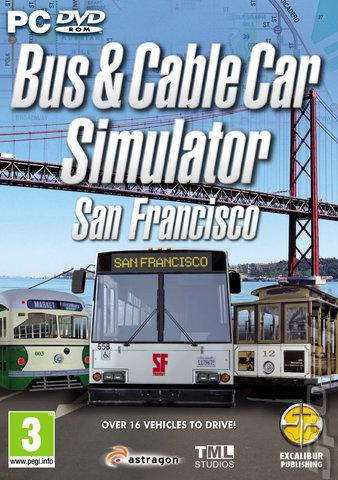 Bus y Cable Car Simulator San Francisco PC Full Descargar 2012