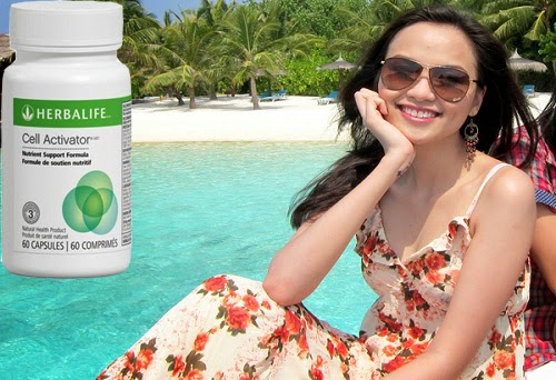 Cell Activator Herbalife F3 giá rẻ