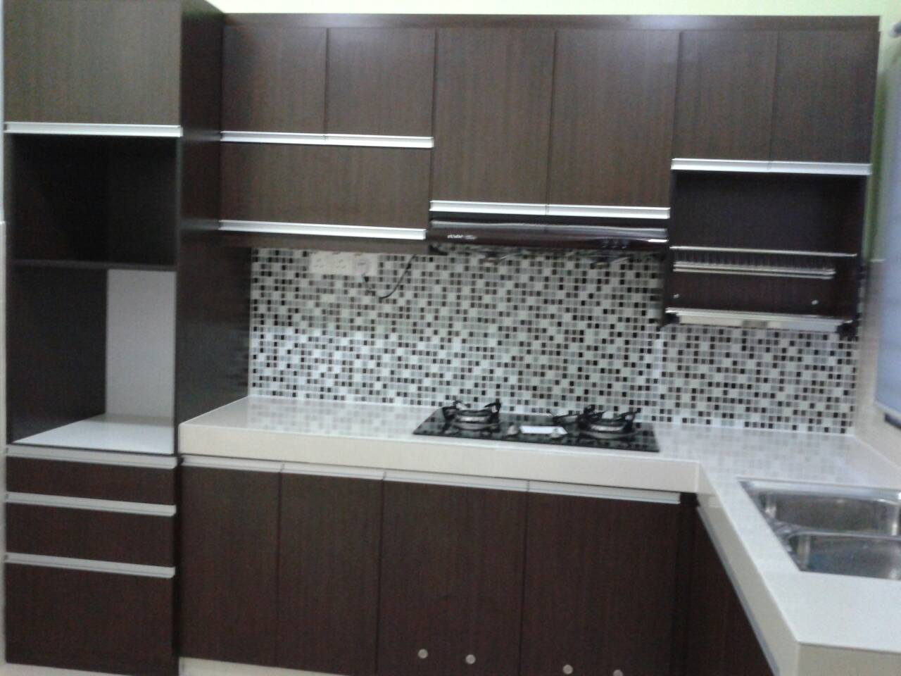 Kitchen Cabinet Idaman