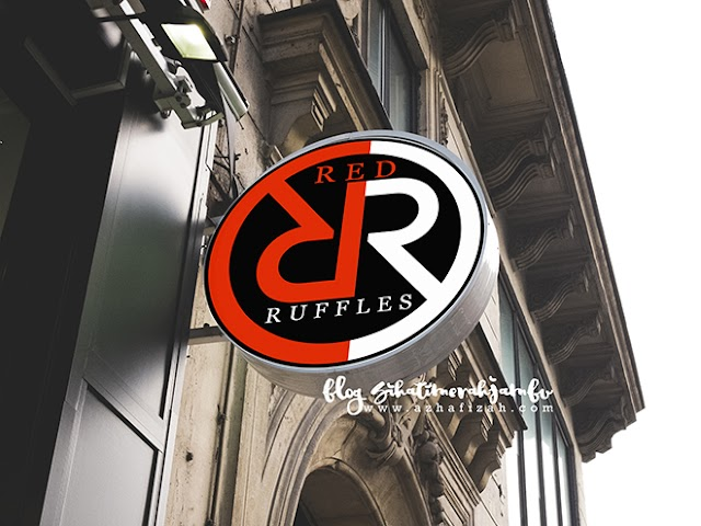Design Logo Baby & Kids Boutique Red & Ruffles