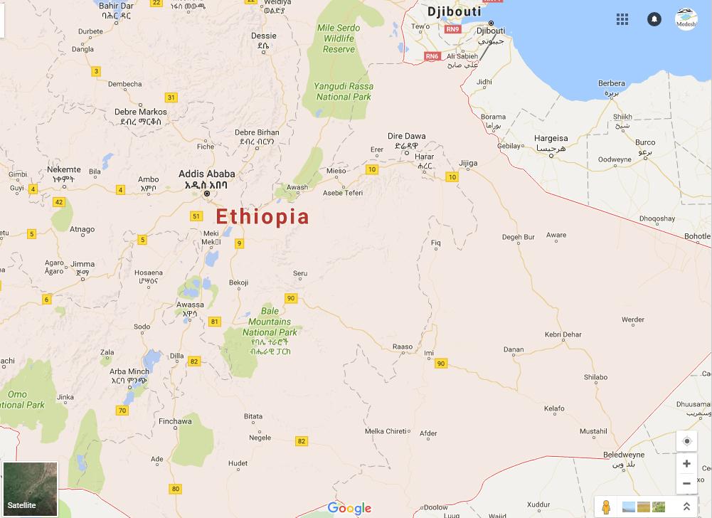 Medeshi News : At Least 32 Killed in Ethiopia's Oromia