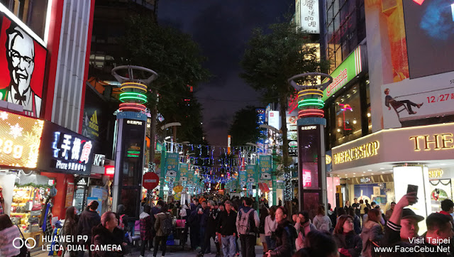 Center of everything - that's Ximending District!