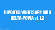 [UPDATE] Download WhatsApp Mod DELTA-YOWA v1.1.3