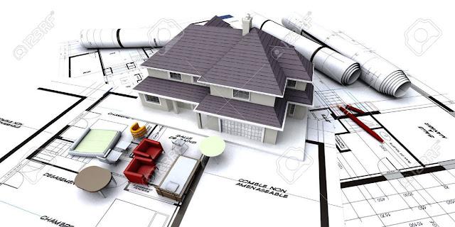 Cara Menghitung Biaya Gambar Bangunan