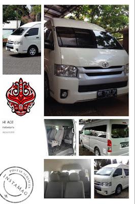 Galeri Rental Mobil dan Rental Bus Pariwisata di Medan