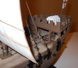 molinete de cubierta de barco
