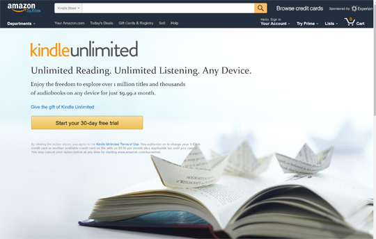 Kindle Unlimited (US)