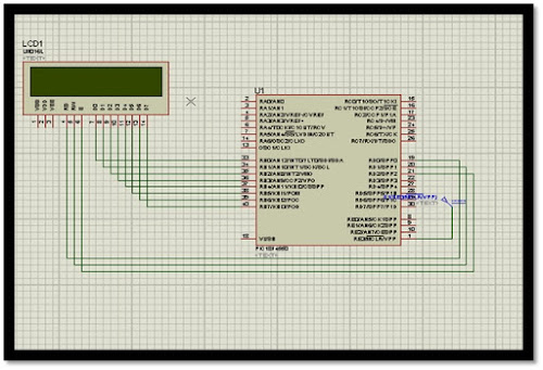 LCD INTERFACING WITH PIC18F4550   OpenEmbedded