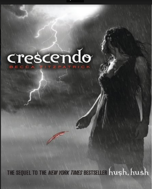 Crescendo Becca Fitzpatrick | The sequel to the New York Times Bestseller Hush Hush