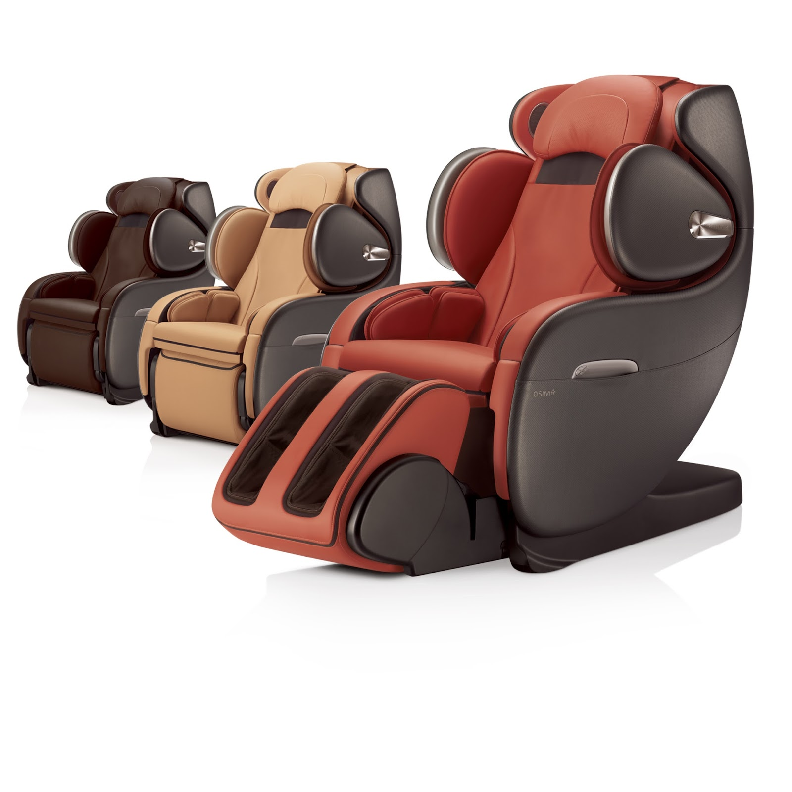 Infinite ways to relax your body OSIM brings uInfinity Lifestyle