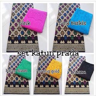 Kain Batik Primis dan Embos 024 motif batik prada