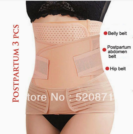 Bengkung Moden Postpartum Abdomen 3pc (end 3/5/2019 2:15 PM