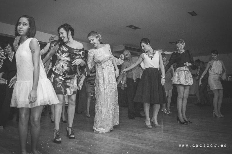 boda coreografía grupal