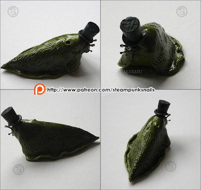 slug sculpture