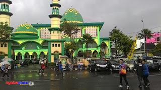 Batu Villa Wisata | Masjid Agung An Nur Kota Batu