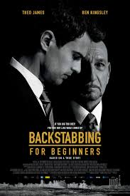 Download Film Backstabbing For Beginners (2018) Subtitle Indonesia