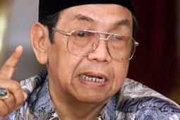 Gus Dur, Orang Yang Paling Dermawan Di Indonesia