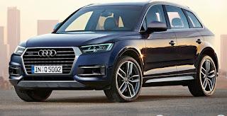 2018 Audi SQ5 Date de sortie, caractéristiques, prix, moteur et rumeurs intérieures