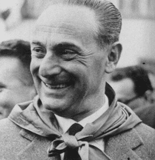 Enrico Mattei rose to political prominence in the years after the Second World War