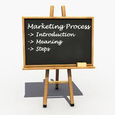 MBA Notes - Marketing Process