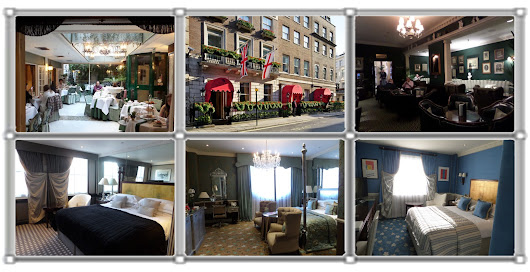 Afternoon Tea Review - The Chesterfield Mayfair