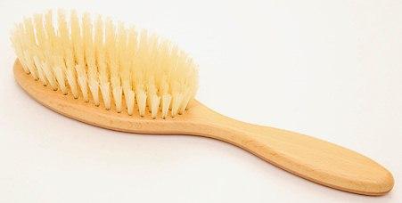 cepillo cerdas naturales