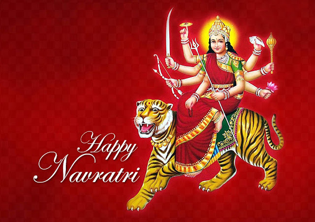 Happy Navratri HD Wallpapers