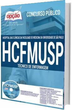 Apostila concurso HCFMUSP 2017 - Técnico de Enfermagem