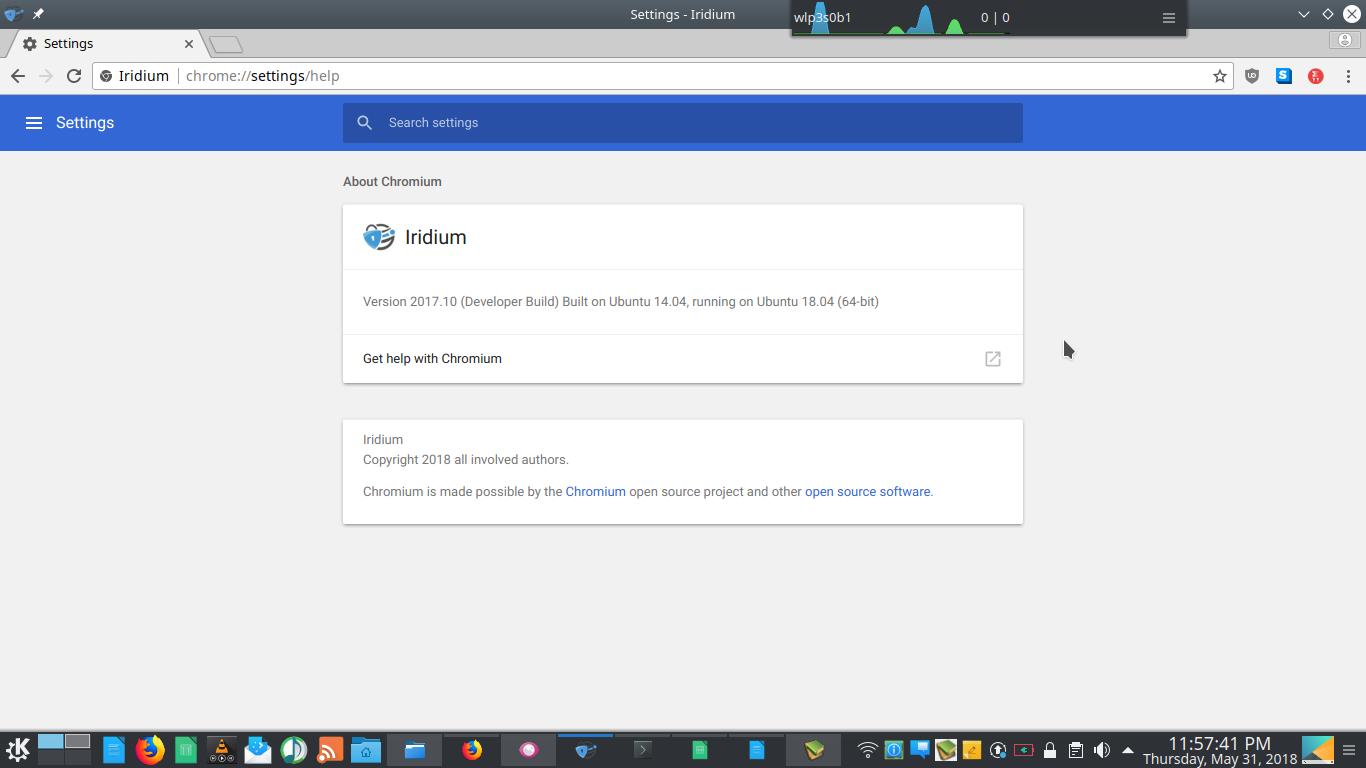 How To Install Iridium Browser on Ubuntu 18 04