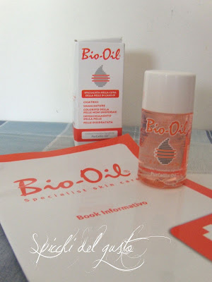 Bio-oil l'olio per smagliature e screpolature
