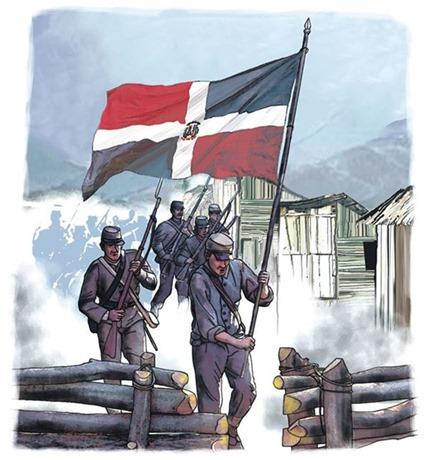 El pueblo dominicano conmemora 172 aniversario de la Independencia Nacional
