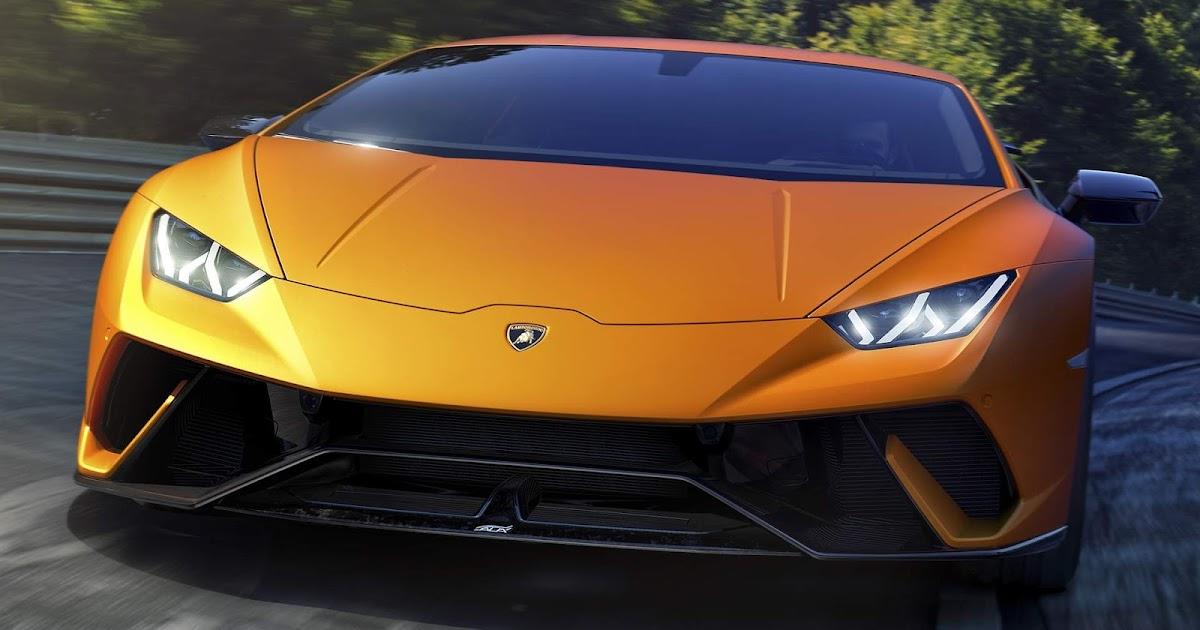 Lamborghini Huracán Performante: fotos e especificações