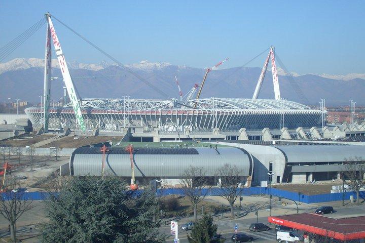 9+ Juventus Stadium Esterno