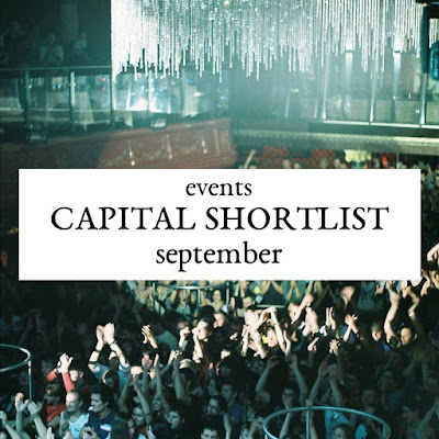 capital R, events, september, events riga