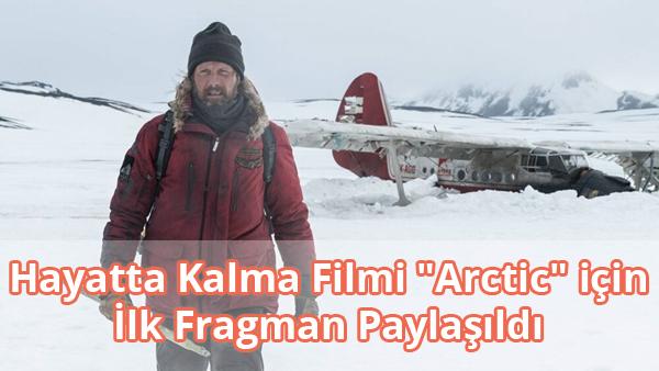 Arctic Film Fragman İzle