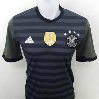 gambar desain terbaru jersey peserta euro 2016 gambar foto photo kamera Jersey Timnas Jerman away Adidas terbaru euro 2016 di enkosa sport toko online terpercaya lokasi di jakarta pasar tanah abang