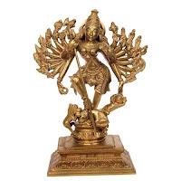 Devi Mahatmyam Durga Saptasati Chapter 8 in Telugu
